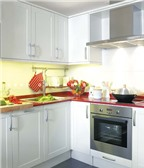 Bày trí nội thất thông minh cho các căn bếp 7m2