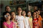 Một số bệnh về mắt thường gặp ở trẻ em