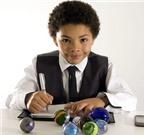 Trở thành doanh nhân thành đạt khi mới... 8 tuổi