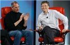 Bill Gates chắc chắn thông minh hơn Steve Jobs