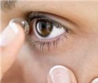 Hiểm họa từ kính áp tròng