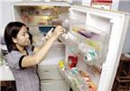 Bảo quản thực phẩm trong tủ lạnh an toàn