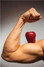 Ăn gì để có cơ bắp cuồn cuộn?