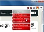 Chặn Flash thông minh trên Google Chrome