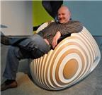 Thiết kế ghế tổ ong độc đáo