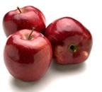 Làm đẹp răng với quả táo