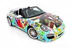 Porsche 911 Speedster phiên bản nghệ thuật