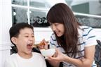 Chăm sóc trẻ suy dinh dưỡng cần phải kiên trì