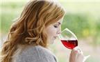 Rượu vang đỏ giảm nguy cơ ung thư vú