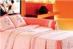 Sắc màu giường ngủ và sức khỏe