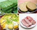Cách bảo quản thực phẩm ngày Tết