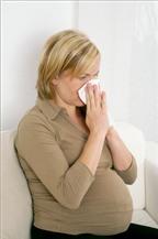 Cảm cúm, cảm lạnh trong thời gian mang thai
