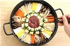 Những món lẩu ngon của xứ Hàn