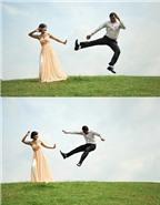 Tuyệt chiêu Kungfu của cô dâu