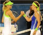 Azarenka nới rộng cách biệt với Sharapova