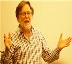 Jeremy Harmer: Thơ ca và âm nhạc giúp học tốt tiếng Anh