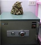 Hướng đặt két sắt để giữ được tiền
