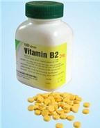 Tác dụng của vitamin B2