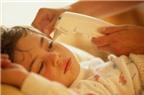 Chăm sóc trẻ bị sốt tại nhà