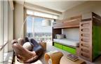 Giường tầng giải pháp thông minh cho nhà nhỏ