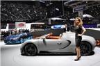 Siêu xe mui trần nhanh nhất thế giới của Bugatti