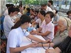 Chăm sóc sức khỏe người cao tuổi