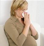 Cảm cúm có ảnh hưởng đến thai nhi?