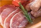 Cách chọn thịt tươi ngon