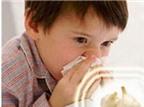 Nước ép tỏi trị ngạt mũi cho bé?