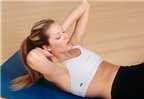 Đạt cực khoái khi… tập thể dục