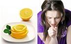 Thực phẩm nên ăn khi bị ho