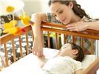 Bé hay thức khuya, BS có cách nào giúp bé ngủ sớm không?