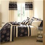 Cách treo rèm khéo léo cho phòng ngủ