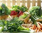 Bí quyết giúp giữ lại Vitamin A trong rau xanh