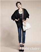 Cách mix túi xách và trang phục