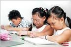 """Không nên """"ép"""" trẻ luyện thi vào lớp 1-Bài cuối: Chuẩn bị hành trang cần thiết cho trẻ vào lớp 1"""