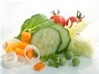 Thực phẩm giúp bài trừ độc tố cơ thể