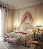 Các thiết kế độc đáo cho đầu giường ngủ