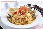 Hương vị ẩm thực Italy tại Capricciosa