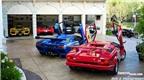 Gara siêu xe Lamborghini và Ferrari trong mơ