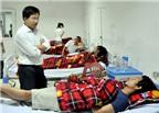 Sao Đà Nẵng thành bệnh binh trong viện
