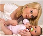 Bí quyết giúp các mẹ đẹp hơn sau sinh