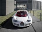 Ngắm Rồng trên siêu xe Bugatti Veyron