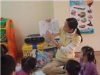 Giúp bé học tiếng Anh ở tuổi mẫu giáo