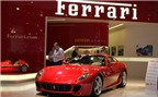 Ferrari triệu hồi hơn 200 siêu xe