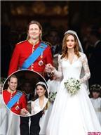 Jolie-Pitt trong các phong cách cưới khác nhau