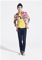 11 cách phối jeans sành điệu cho chàng