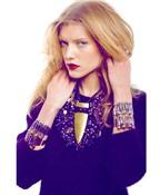 Nữ trang kim loại cực kỳ phong cách