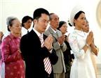 Lễ cưới tại chùa, nét đẹp trong văn hóa cưới hỏi