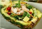 Salad tôm dứa ngon miệng